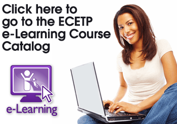 Go to the E-learning course catalog and get started!