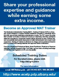 Become an Approved MAT Trainer